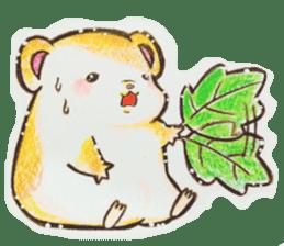 Hamusutaaaaa sticker #6368492