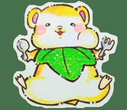 Hamusutaaaaa sticker #6368498