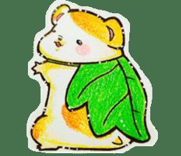 Hamusutaaaaa sticker #6368499