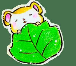 Hamusutaaaaa sticker #6368504