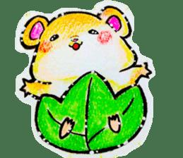 Hamusutaaaaa sticker #6368505