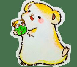 Hamusutaaaaa sticker #6368506