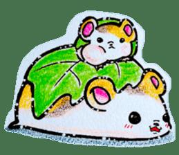 Hamusutaaaaa sticker #6368508