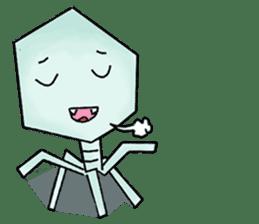 Meet The Phages 2 sticker #6373713