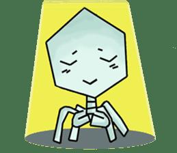 Meet The Phages 2 sticker #6373714