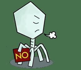 Meet The Phages 2 sticker #6373720
