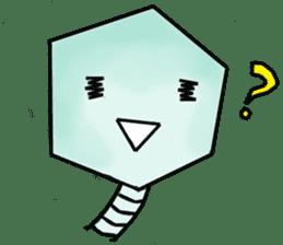 Meet The Phages 2 sticker #6373736