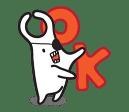 Oh my Akki sticker #6376721