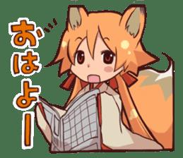 KITSUNEMIKO sticker #6381896