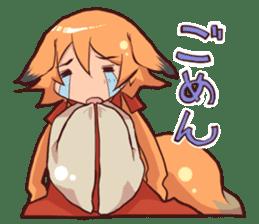 KITSUNEMIKO sticker #6381901