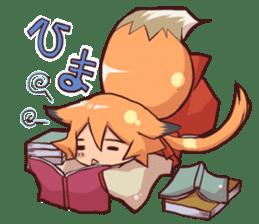 KITSUNEMIKO sticker #6381910