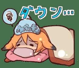 KITSUNEMIKO sticker #6381911