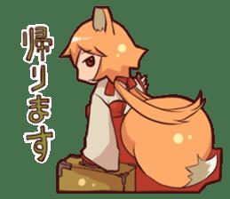 KITSUNEMIKO sticker #6381918