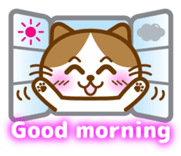 Cute kitty cats 2 sticker #6390142
