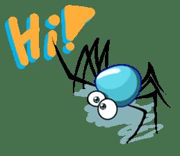 Stanley The Spider sticker #6391848