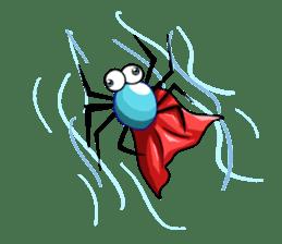 Stanley The Spider sticker #6391851