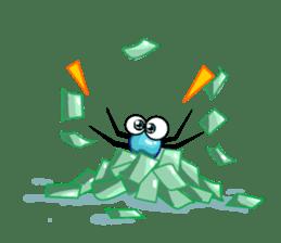 Stanley The Spider sticker #6391854