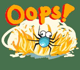 Stanley The Spider sticker #6391859