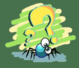 Stanley The Spider sticker #6391868