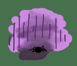 Stanley The Spider sticker #6391872
