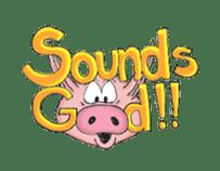 Piggie the Pig sticker #6393397