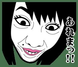 Strange face all stars 2. sticker #6405223