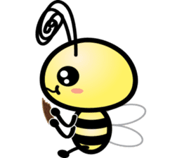 beebee sticker #6406809