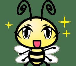 beebee sticker #6406816