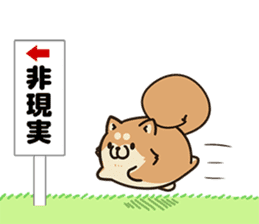 Plump dog Vol.2 sticker #6407813