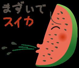 Oyaji Gag Sticker<food> sticker #6413248