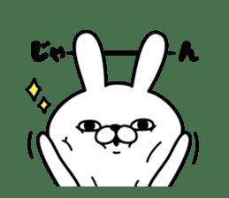 Rabbit100% 3 sticker #6421918