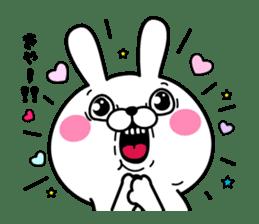 Rabbit100% 3 sticker #6421919