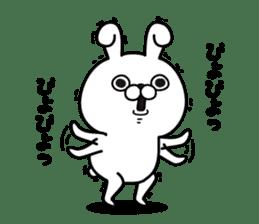 Rabbit100% 3 sticker #6421922