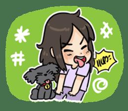 BooBoo and Jelly sticker #6424723