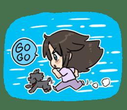 BooBoo and Jelly sticker #6424738