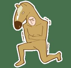 UMAOTOKO sticker #6428960