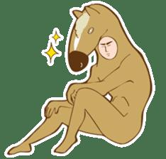 UMAOTOKO sticker #6428962