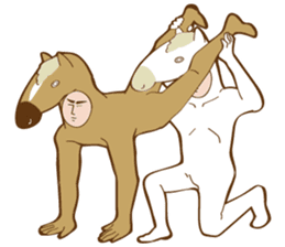 UMAOTOKO sticker #6428975