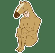 UMAOTOKO sticker #6428978