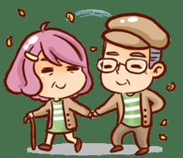 Love Journey sticker #6431959