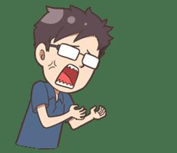 MixFlavor's Comic Blog! sticker #6443482