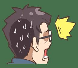 MixFlavor's Comic Blog! sticker #6443500