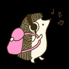 Hedgehog Diary