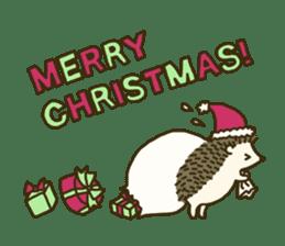 Hedgehog Diary sticker #6447550