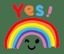 I found a rainbow sticker #6447832