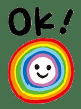 I found a rainbow sticker #6447834