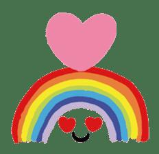 I found a rainbow sticker #6447836