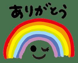 I found a rainbow sticker #6447837