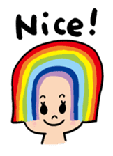 I found a rainbow sticker #6447848