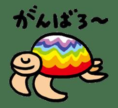 I found a rainbow sticker #6447849